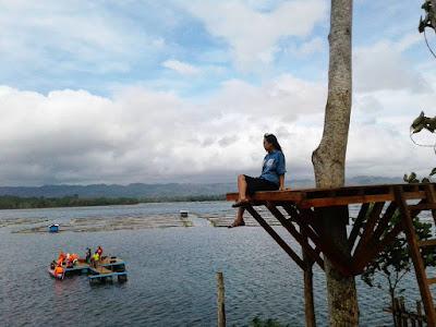 Danau Jurang Toleh Kebon Klopo Jatiguwi kota Malang