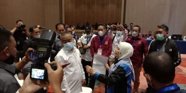 Pilih WO, Nurhayana Kamar: Konferprov PWI Sulsel Penuh Pelanggaran, Saya Terzalimi