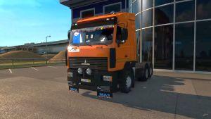 MAZ-5340/5440/6430 A8 truck [1.24]