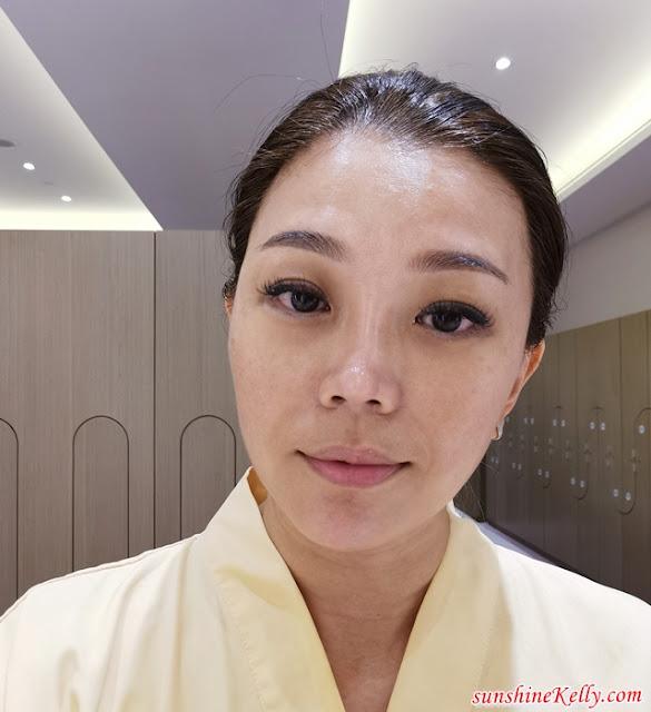 Quantum Yoga Facial Therapy, Facial Review, Phillip Wain KL ECO City, Phillip Wain Malaysia, Beauty, Anti Aging Facial, V Shape Facial