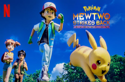 Pokémon, Mewtwo İntikam Peşinde,Netflix,Film Yorumları,