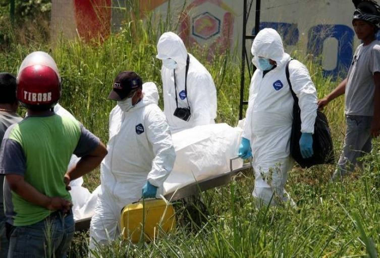 hoyennoticia.com, En estado de descomposición hallan el cuerpo de un hombre en La Jagua de Ibirico