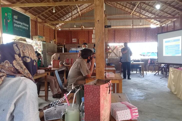 BNN Kabupaten Polewali Mandar Latih Penggiat Anti Narkoba Lingkungan Swasta