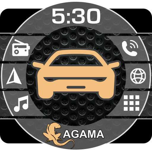 AGAMA Car Launcher 2.6.0 Full APK