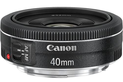 Объектив Canon EF 40mm f/2.8 STM