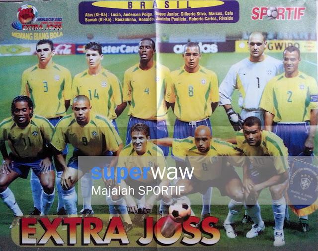 Team Brasil 2002