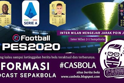 Inter Milan Mengejar Jarak Poin Juventus