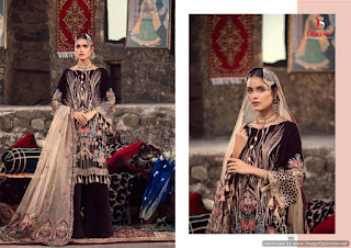 Deepsy Aniiq Pakistani Suits catalog
