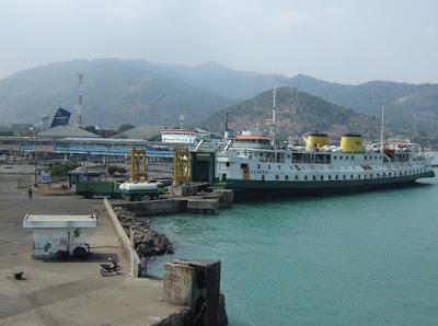 Harga Tiket Kapal Pelabuhan Merak