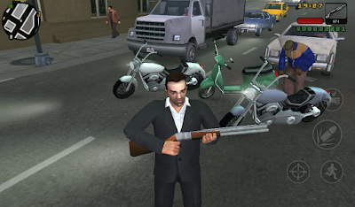 Grand Theft Auto: Liberty City Stories Apk Mod Android PPSSPP