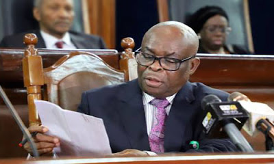 What Happened At The Presidency As Onnoghen 'Resigned'