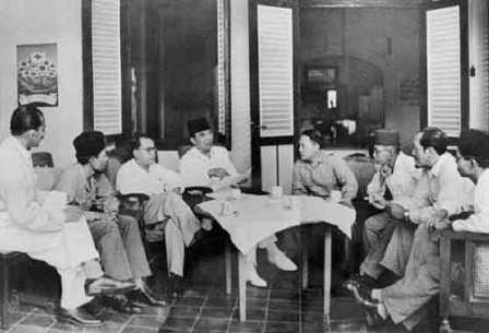 Sejarah Pembentukan Chuo Sangi In