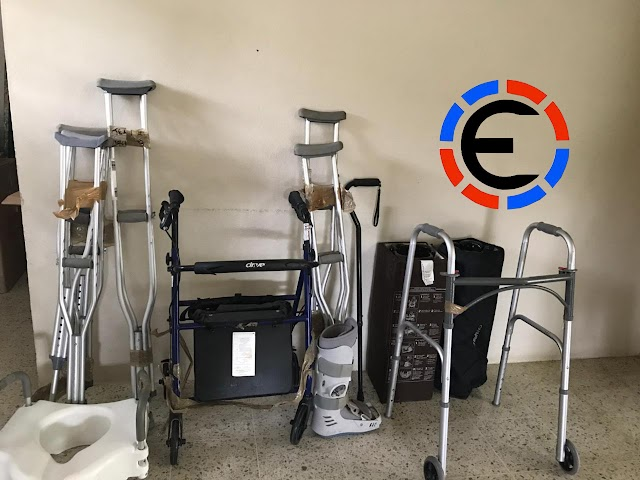 La Fundación Tenarenses en el Exterior pone a disposición diferentes medicamentos y soluciones para los necesitados.