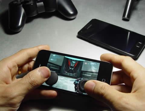 Perlengkapan Gaming Android