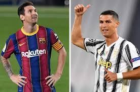 Renovarán rivalidad en la Liga de Campeones Messi y Ronaldo