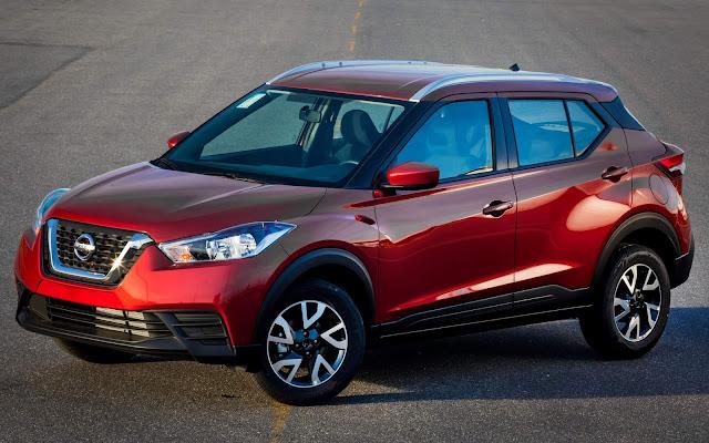 Novo Nissan Kicks 2020 S CVT
