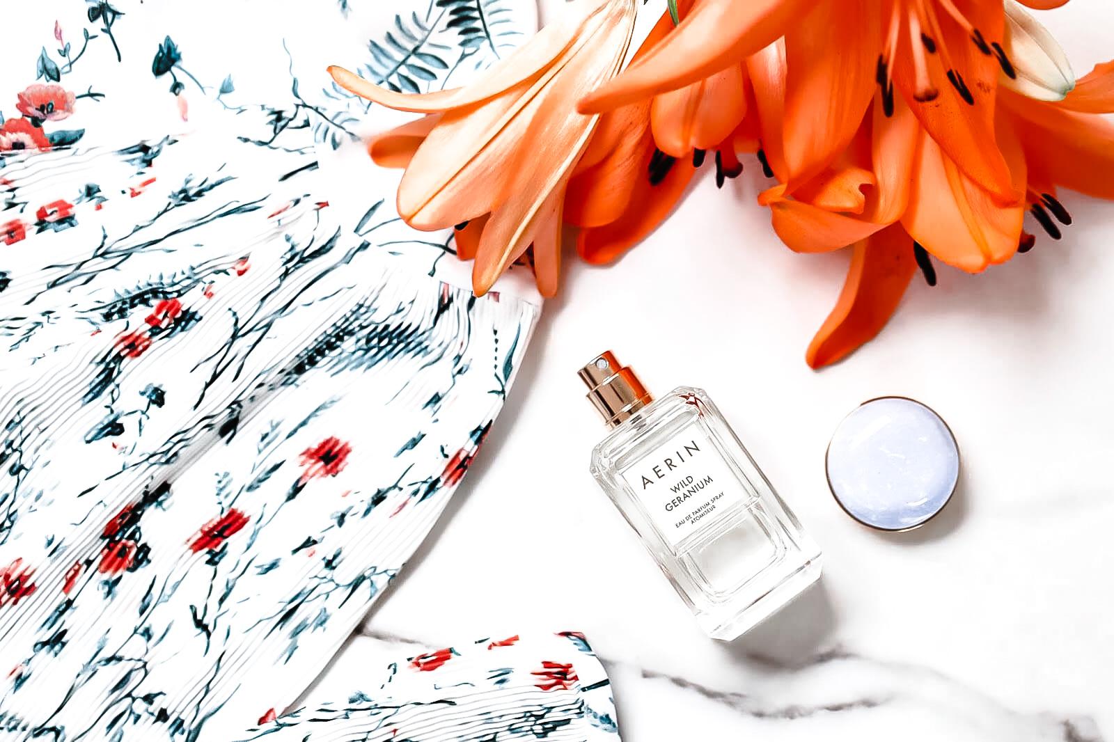 Aerin Wild Geranium parfum