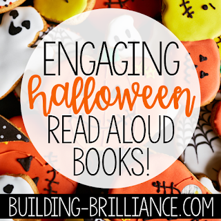 Get students laughing with these engaging Halloween read alouds! Each book has it's own unique and hilarious story that are sure the keep your students engaged all October long! #Halloween #PictureBooks #GoodReads