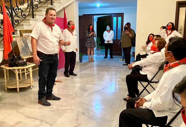 El Partido Socialista del Sureste abandona el PRI y se suma a Fuerza por México