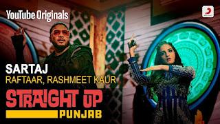 Sartaj - Raftaar Song Lyrics Mp3 Audio & Video Download