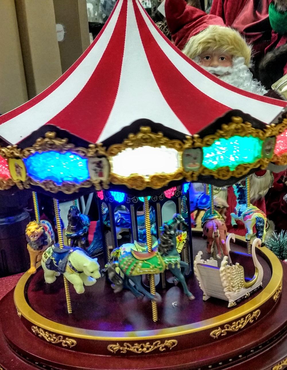 Christmas Carousel Recreation 2020 Old Neko: Christmas Carousel at Dillards