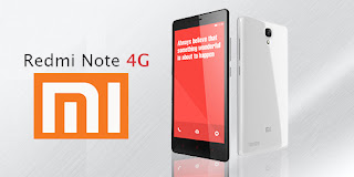 Harga Xiaomi Redmi Note 4G Terbaru, Spesifikasi Prosesor Quad-core RAM 2 GB