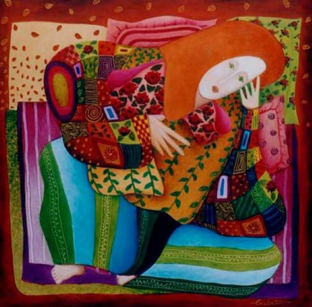 Philippe Loubat. Современный французский художник 13