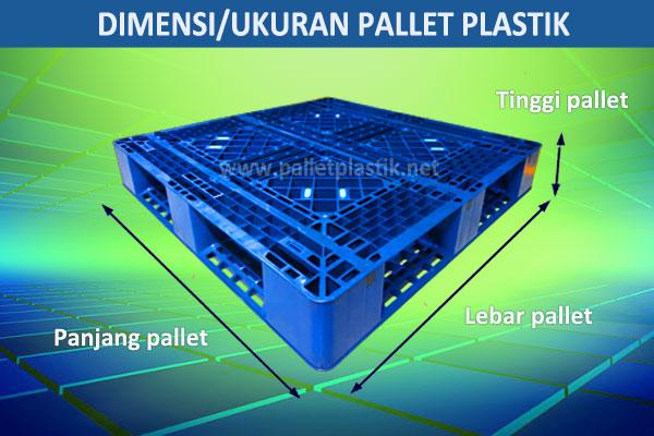 Ukuran Pallet Plastik   Ukuran Pallet Plastik Standart