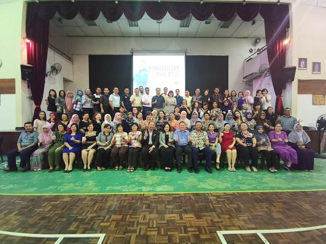 Amalan Terbaik PAK21 di SM All Saints Kota Kinabalu