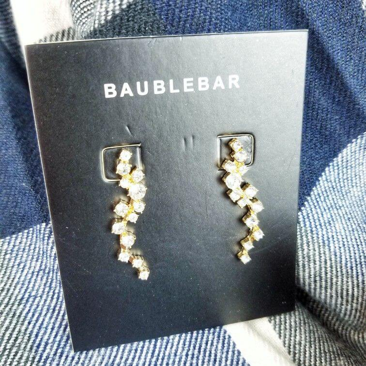 Check out My Very First Fab Fit Fun Seasonal Subscription Box for Fall - 2019 Baublebar Ear Crawlers