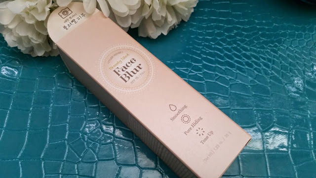 Etude House Beauty Shot Face Blur Review