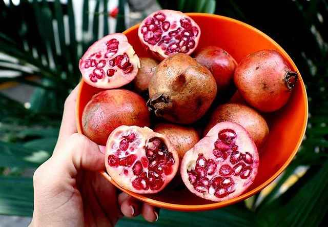 8 Reasons to Eat Pomegranate This Fall