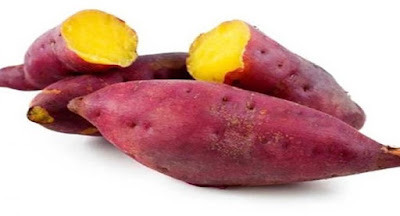 Diabetic Sweet Potatoes