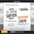 [AUDIO] Nasehat al-Imam Sufyan ats-Tsauri rahimahullah - Al-Ustadz Saiful Bahri