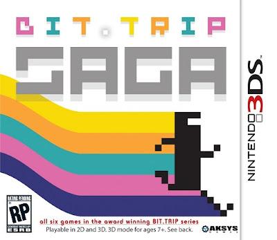 Bit Trip Saga Decrypted 3DS EUR