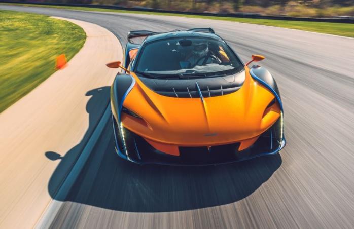 2021 McLaren Sabre untuk united States