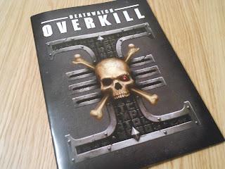 Deathwatch: Overkill rules