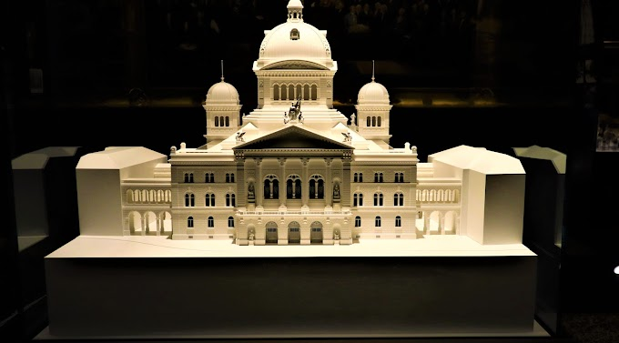 Miniature Federal Palace