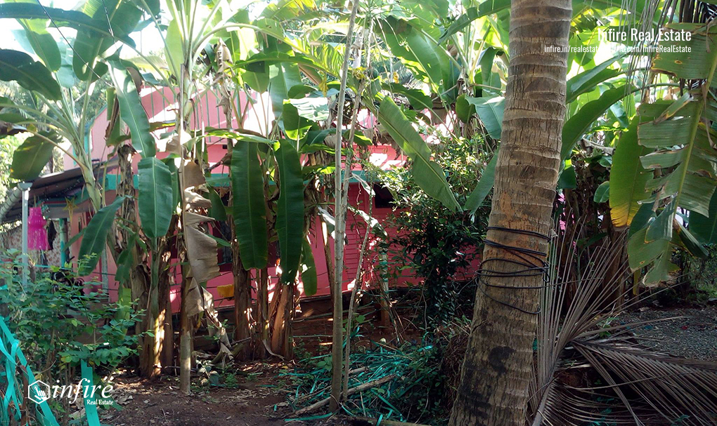 2 bhk house and 12 5 cent land for sale at thrissur town for Land for sale in kerala