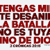 2 Crónicas 20:15