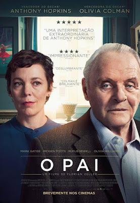 Será Que O Pai Valerá Um Óscar a Anthony Hopkins? Um Belo Drama Que Chega aos Cinemas em 2021