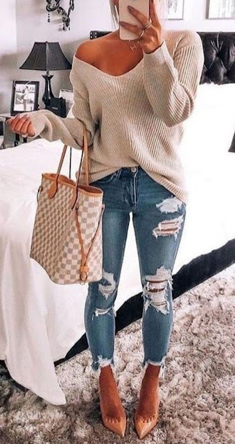 45 Best Winter Fashion Outfits Women
