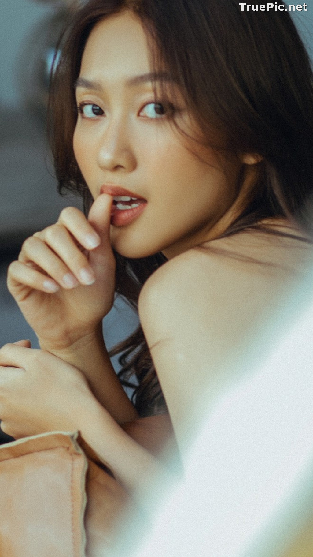 Image Vietnamese Hot Girl - Kha Ngan - Gentle Young Charming - TruePic.net - Picture-9