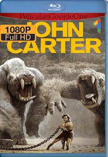 John Carter[2012] [1080p BRrip] [Latino- Ingles] [GoogleDrive] LaChapelHD