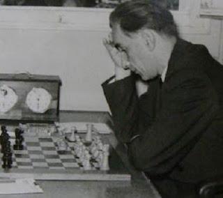El ajedrecista Stephan Popel