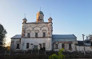 Запселье. Свято-Троицкая церковь