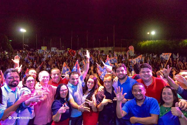 Eleições 2020 : PL realiza grande convenção e define Belezinha como candidata a prefeita de Chapadinha