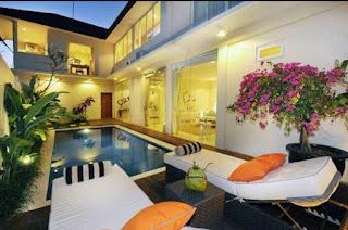 Villa dijual di daerah canggu berawa