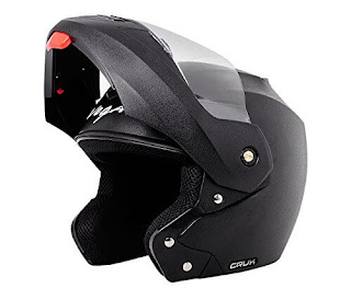 Vega Crux Flip up Helmet Review India