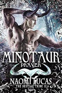 Minotaur: Prayer by Naomi Lucas
